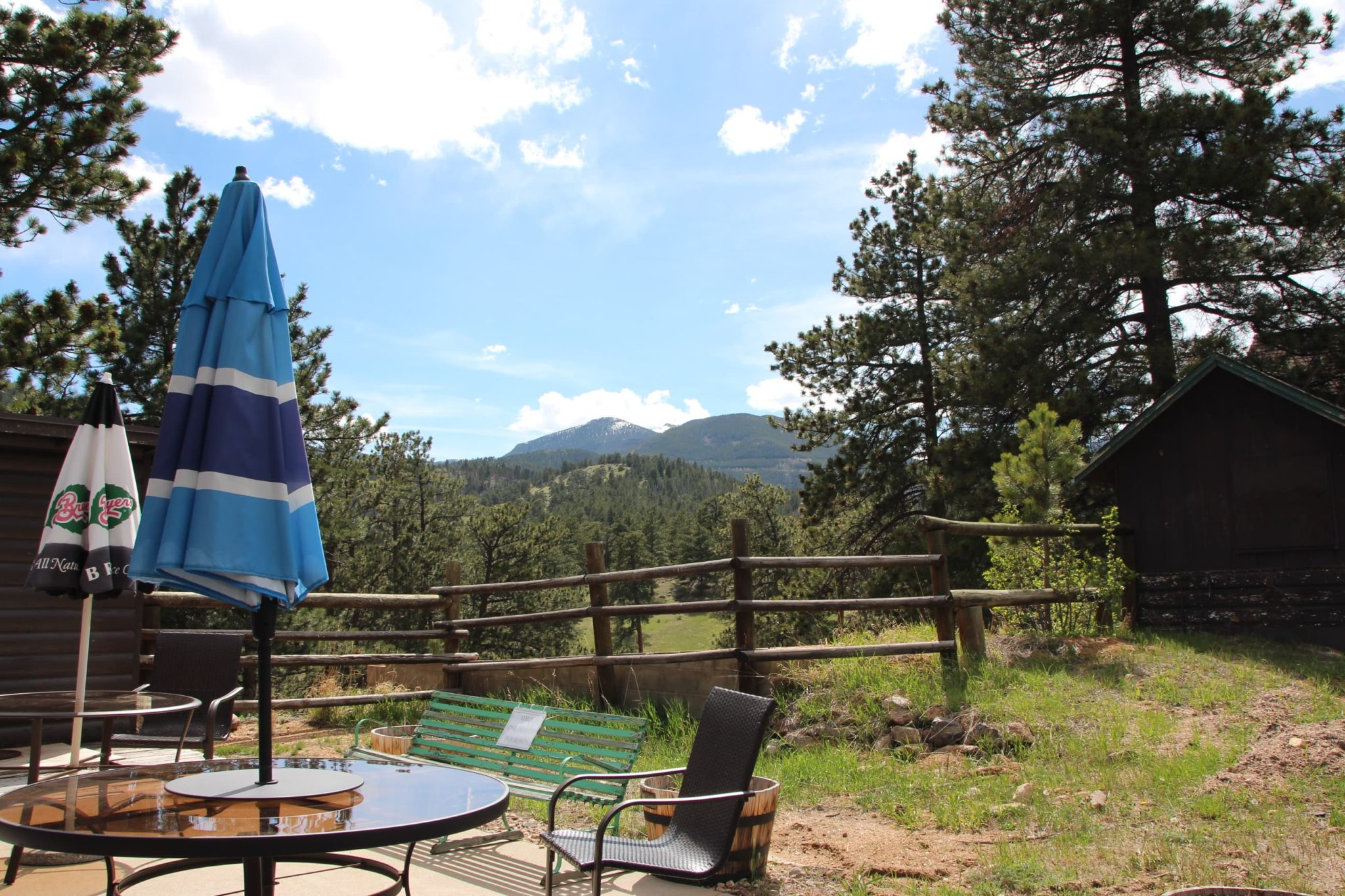 rocky mountain national park gateway services grocery groceries ice cream necessities camping outdoor souvenir